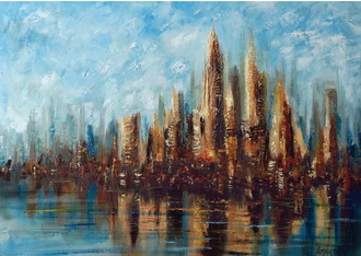 Marek Langowski TALL CITY